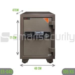 105KG Fireproof Home & Business Safe Box ES-045
