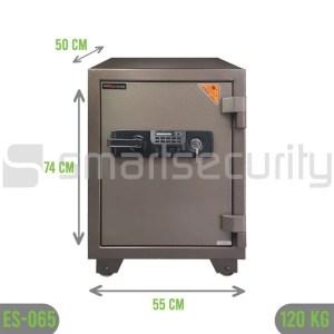 Eagle safe ES 065 120KG Fireproof Home and Business Safe Box