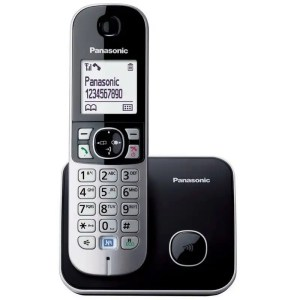 Panasonic Digital Cordless Phone With one hand
