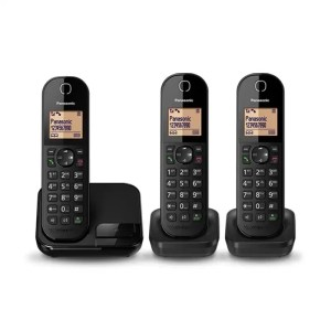Panasonic DECT Phone - Triple Handsets