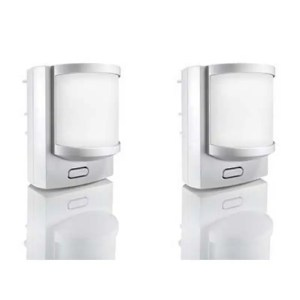 This is a picture of the Somfy Set of 2 motion detector sold by Smart Security in Lebanon