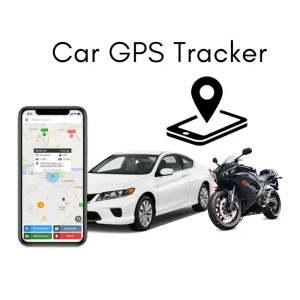 Car GPS Tracker With Mobile Application 24/7