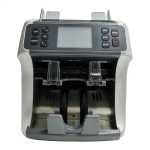 iCash 2 Pockets Currency Counter and Sorter