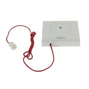 Cord Alarm Waterproof Toilet Call Button MY-FK