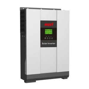 Solar Inverter MUST 5000W High Frequency Off Grid