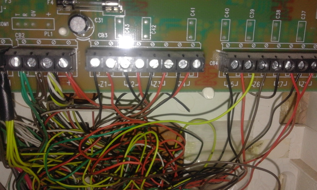 Security Alarm System Installation Guide