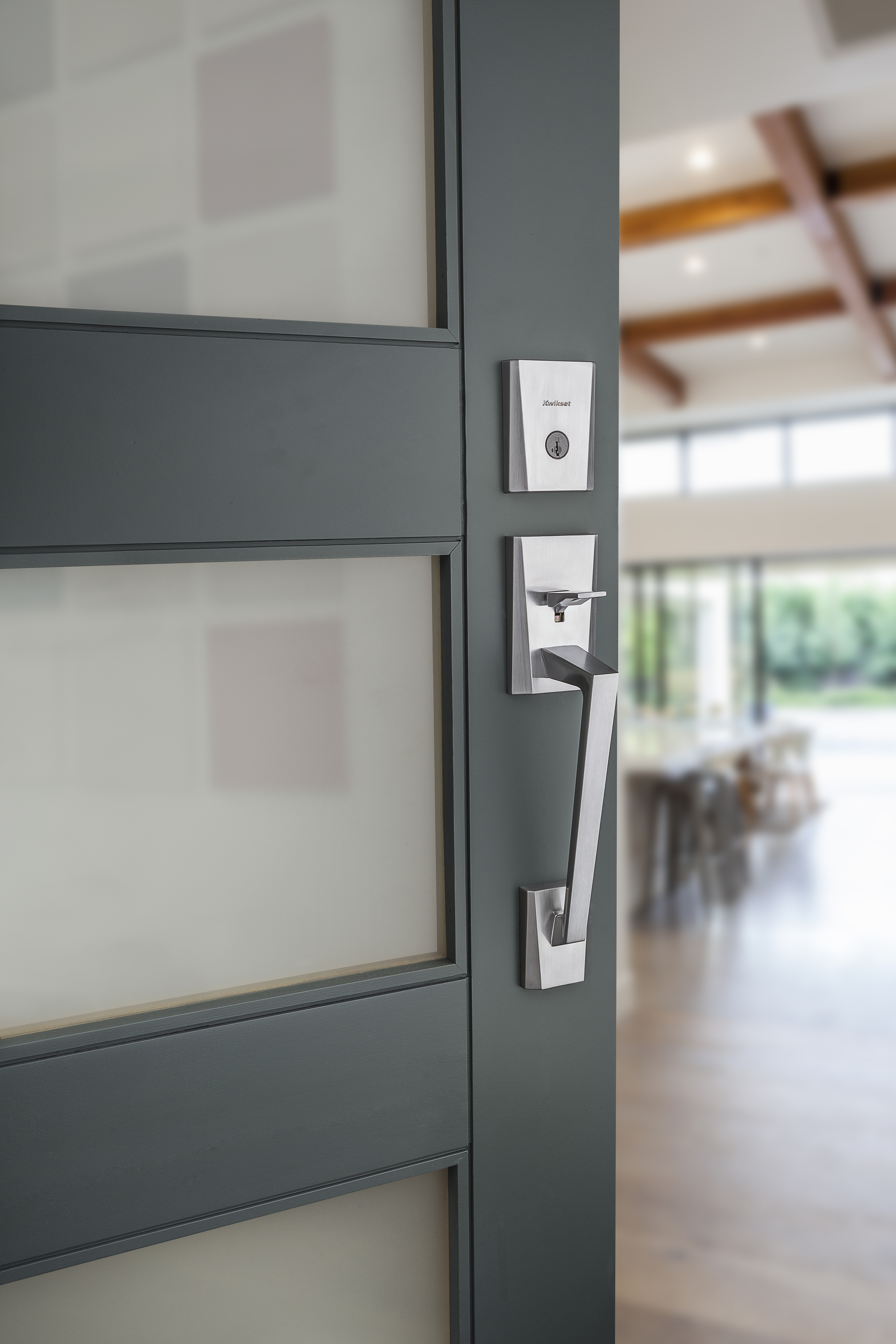 New Modern Handleset Designs For Your Home by Kwikset