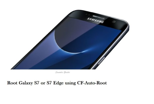 root Galaxy S7 or S7 Edge