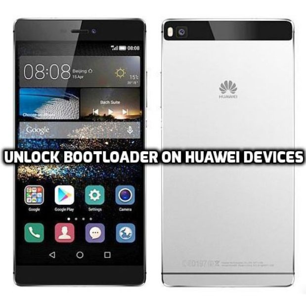Unlock Bootloader on Huawei Devices
