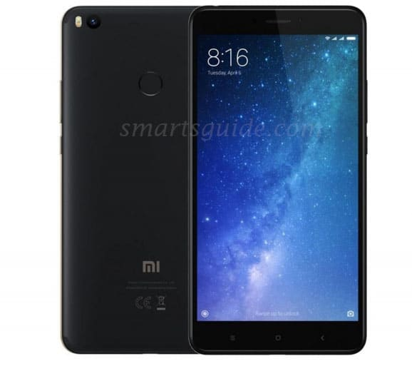 Get Update Mi Max 2 MIUI 9.5.4.0 Global Stable ROM