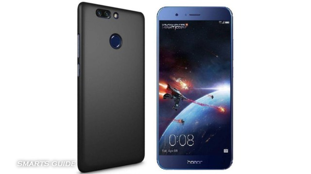 Update Honor 8 Pro B367 Android Oreo