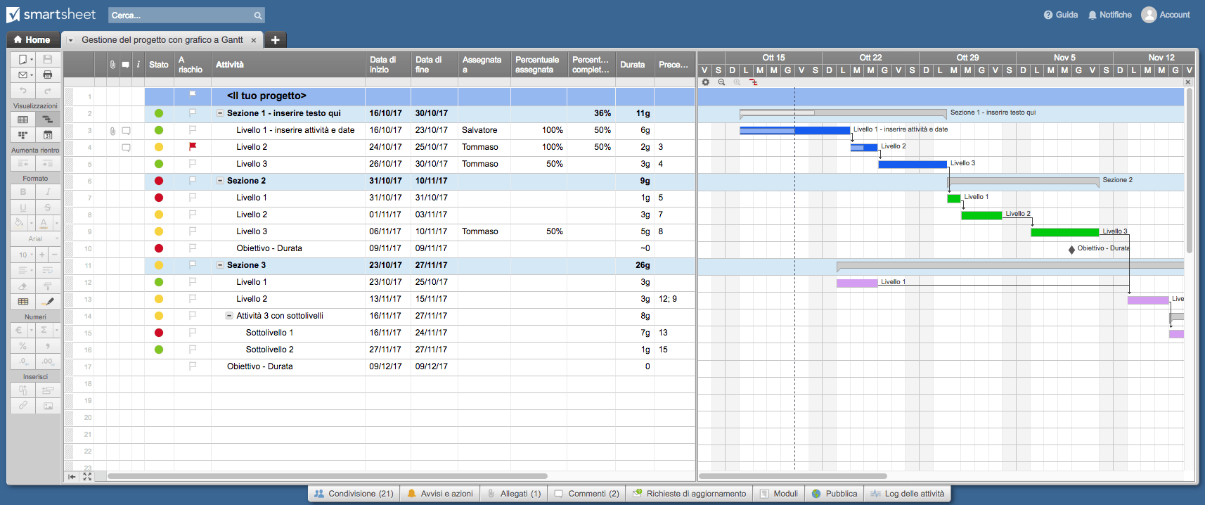 hight resolution of gantt chart project smartsheet it