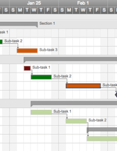 Gantt chart in smartsheet also use this free excel template rh
