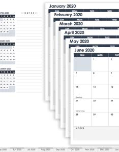 month calendar template also make  in excel includes free rh smartsheet