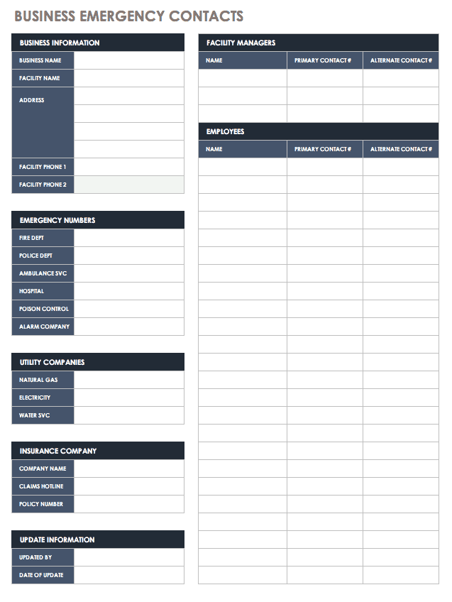 28/07/2021· the free customer contact list templates are mostly coming for sales and are especially useful for stores and retail outlets. Free Contact List Templates Smartsheet