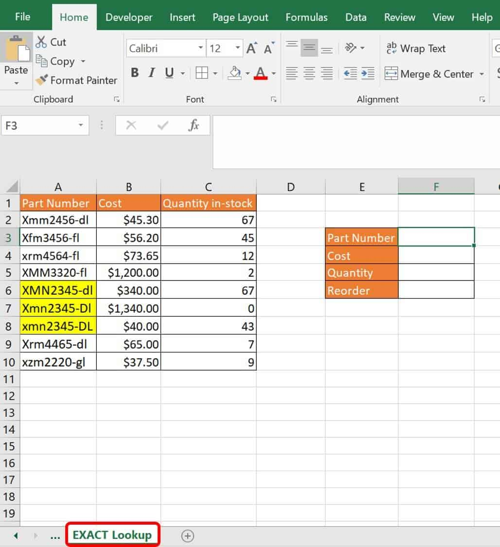 Master Vlookup Multiple Criteria And Advanced Formulas
