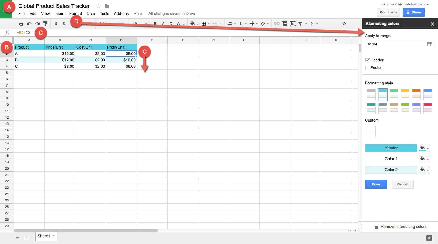 How To Make A Spreadsheet In Excel Word And