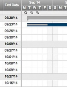 Basic project with gantt and dependencies template also online chart software smartsheet rh