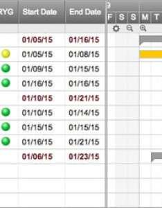 Gantt chart project template also online software smartsheet rh