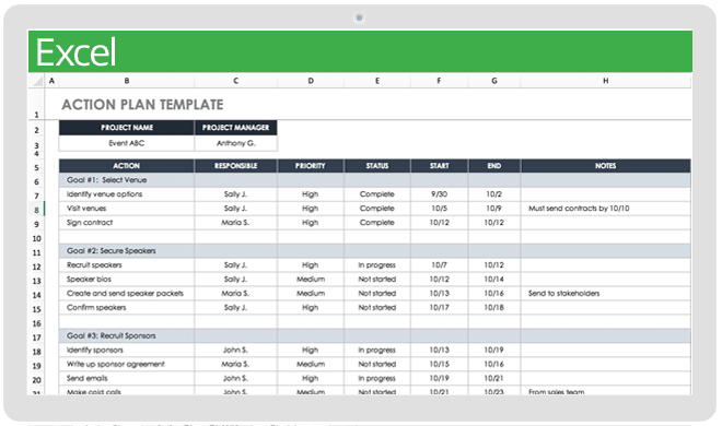 Automation based on batch process plant Top Project Plan Templates For Excel Smartsheet