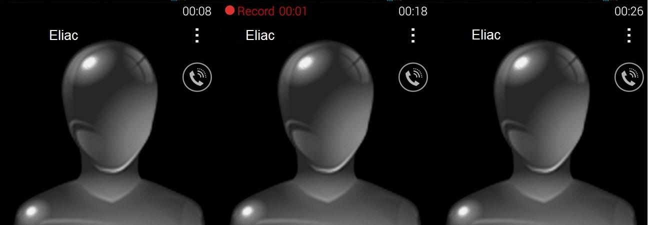 Eliac Call Recording