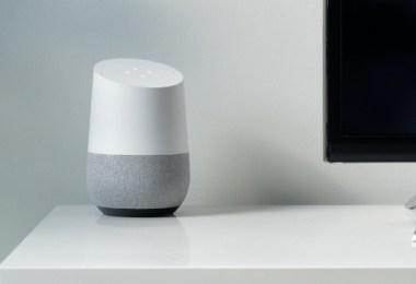 google home speaker groups