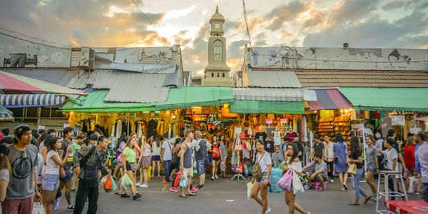 Bangkok Shopping Guide For Designer Brands And Weekend Markets