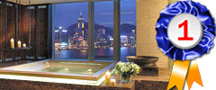 The Peninsula Hong Kong, Leisure Hotel in Asia