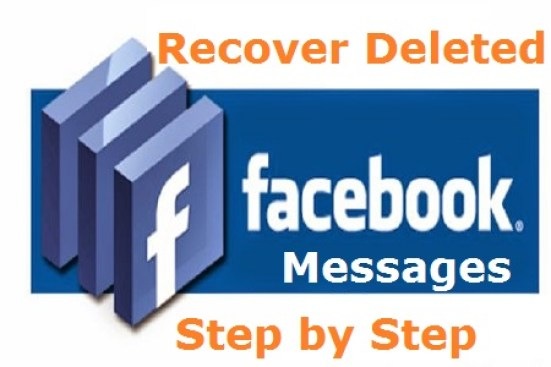 Image result for Retrieve Deleted Facebook Messages
