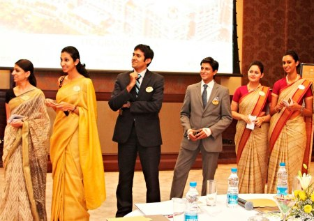 ITC grand Chola guides