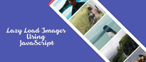 Lazy Load Images Using JavaScript PHP