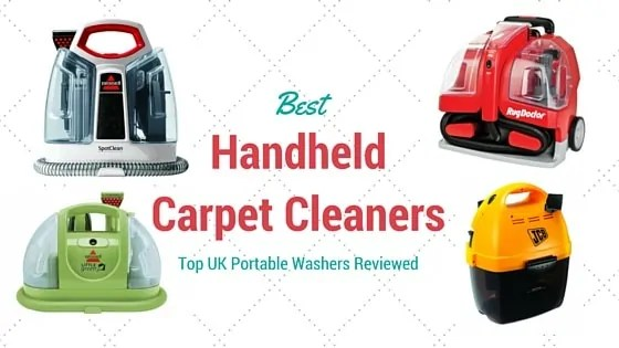 Best Handheld Carpet Cleaner Top UK Portable Washers