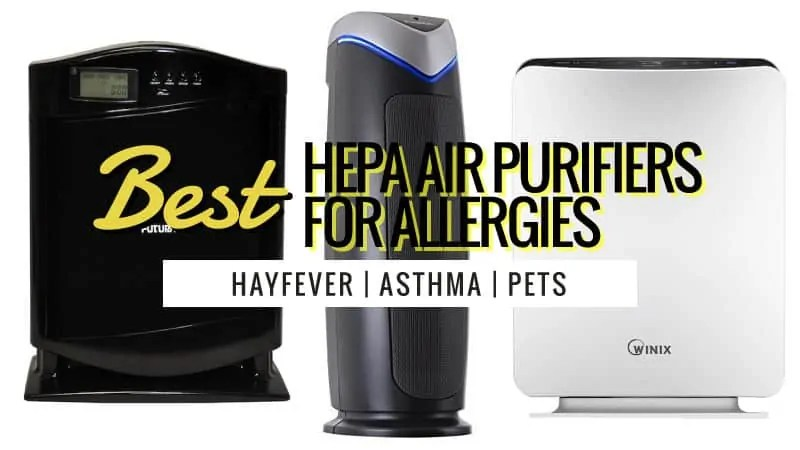 Best HEPA Air Purifiers for Allergies  UK Review Guide 2018