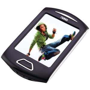 8GB 2.8 Touchscreen Portable Media Players (Silver) - Phone Accessories