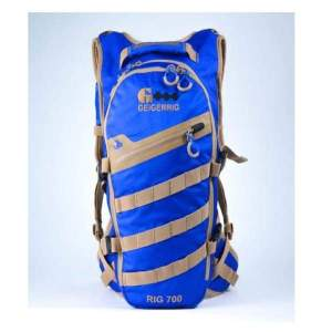 Geigerrig Rig 700M Hydration System Blue-Tan - Hiking Backpacks