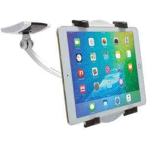 iPad(R)-Tablet Wall Under-Cabinet and Desk Mount - Personal Electronics