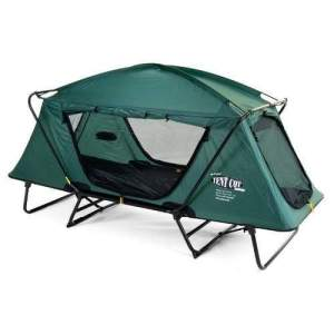 Kamp-Rite Tent Cot Oversized Tent Cot w R F DTC443 - Chairs
