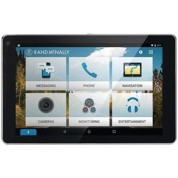 OverDryve(TM) RV Tablet with Built-in Dash Cam and Free Lifetime Maps - Automotive Receivers
