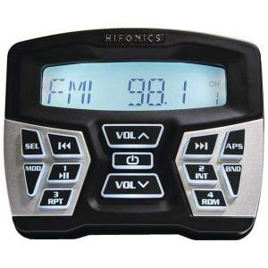 THOR Series TPS-MR1 180-Watt AM-FM Source Unit with Bluetooth(R) - Automotive Receivers