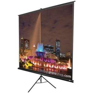 Tripod Series Projection Screen (16:9 HDTV Format; 72; 35 x 63) - Projectors