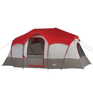 Wenzel Blue Ridge 7 Person 2 Room 14 Feet by 9 Feet Tent - Tents