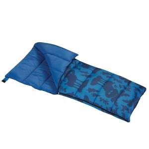 Wenzel Boys Moose Sleeping Bag 40 Degree Short Right Handed - Chairs