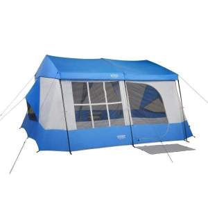 Wenzel Kodiak 9 Person Tent - Blue - Tents