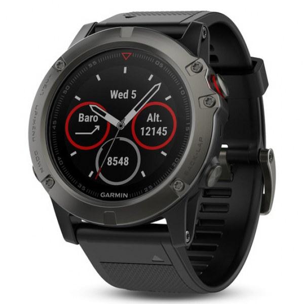 Garmin Fenix 5X Sapphire Full Watch Specifications