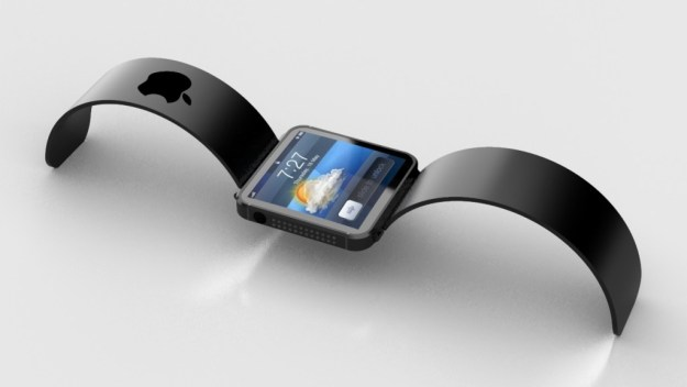 Apple iWatch Konzept