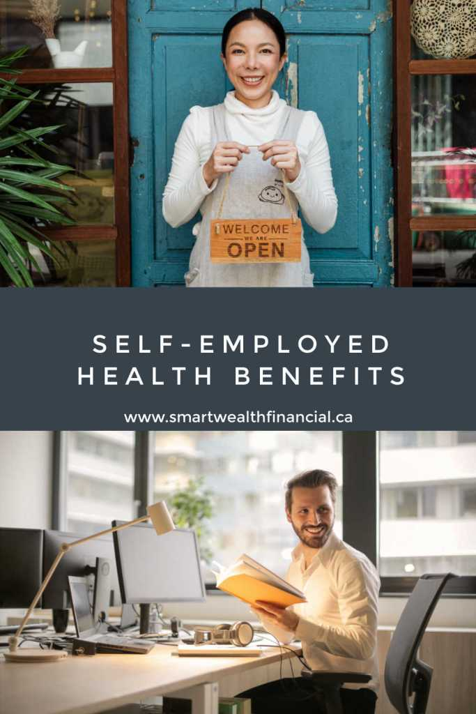self employed health benefits canada