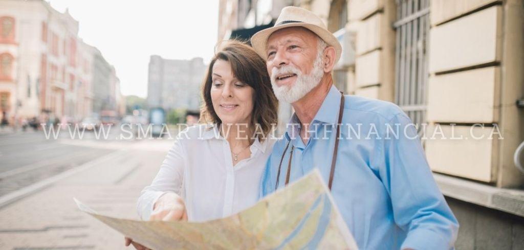 travel at retirement