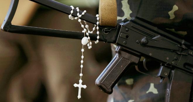 gruppi cristiani terroristici