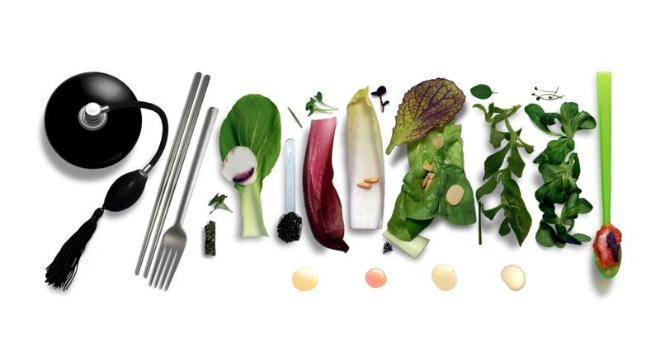 Molecular Gastronomy Se il Cibo Incontra la Chimica  Smartweek