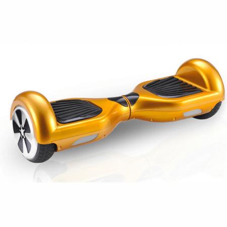 Smart Wheel 8 pulgadas Dorado